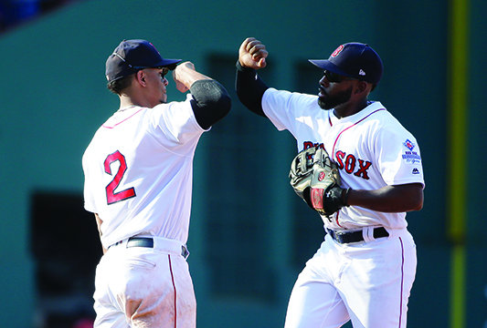 Red Sox beat Yankees 5-1, move 5 games up in AL East