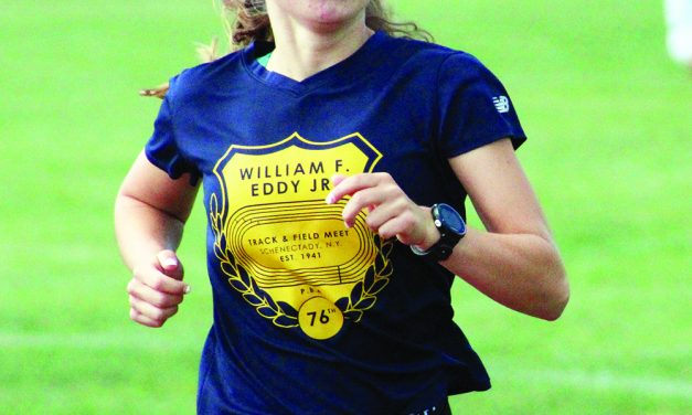Rams cross country squad to compete in Class B in 2017