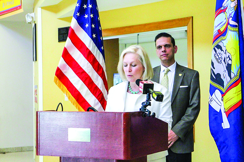 Gillibrand announces legislation to bring broadband connections to rural areas
