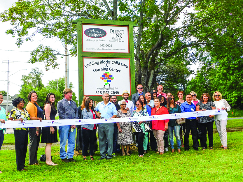 Home and child care businesses celebrate ribbon cutting