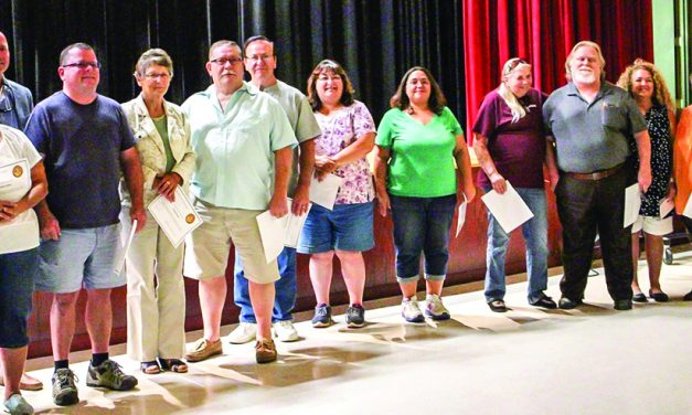 F-FCS bus drivers recognized for their hard work on the job