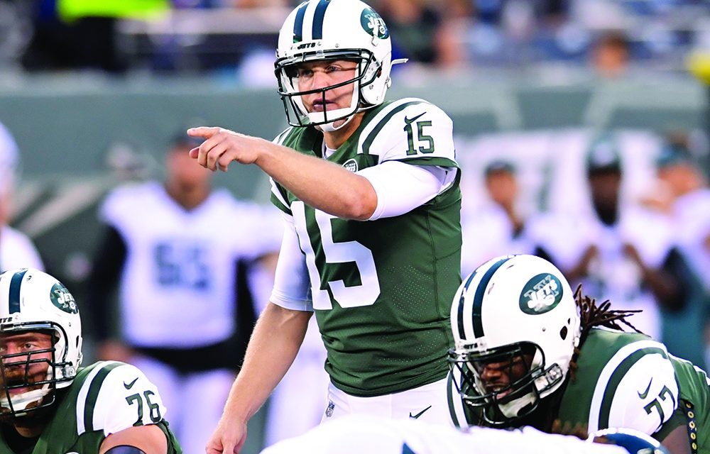 Jets' McCown perseveres as last QB from 2002 draft