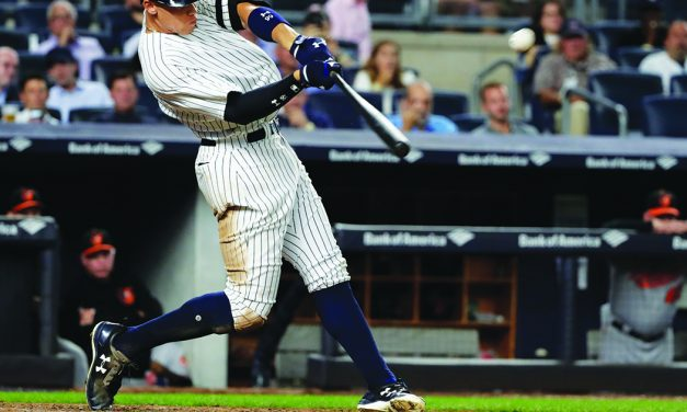 MLB home run mark on track to fall today