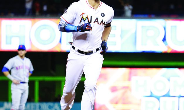Stanton needs one last surge for 61 HRs