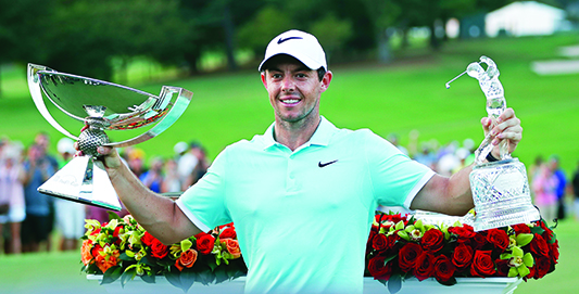 Time for tour to add more sizzle to FedEx Cup finale