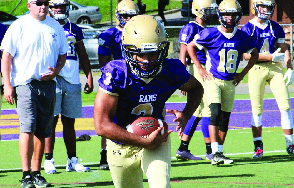 Rams host Gloversville for Homecoming, seeking to get back on right track