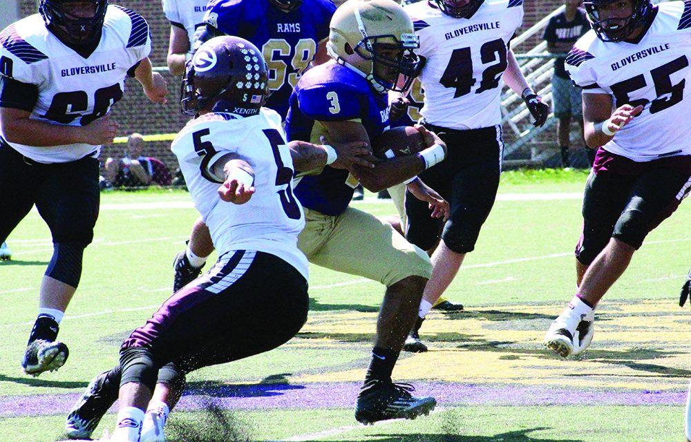 Rams' running game ignites in 34-17 win over Gloversville