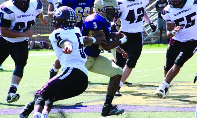 Rams' running game ignites in 34-17 win over Gloversville
