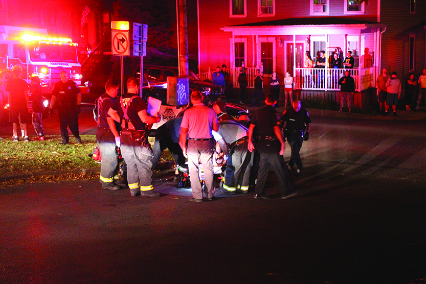 Investigation ongoing into stabbed Amsterdam teen