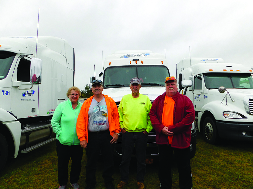 Convoy for a Cause shines light on work of truckers