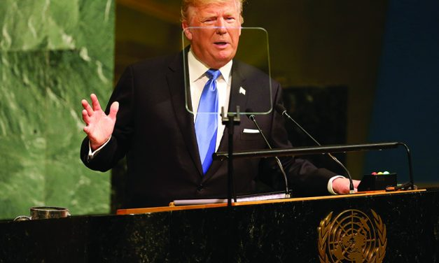In stark UN speech, Trump  threatens to 'destroy' NKorea
