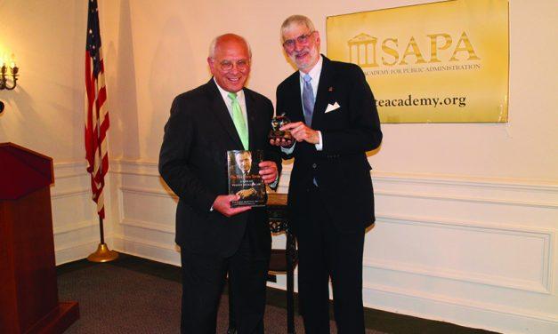 Tonko receives Nelson A. Rockefeller Award