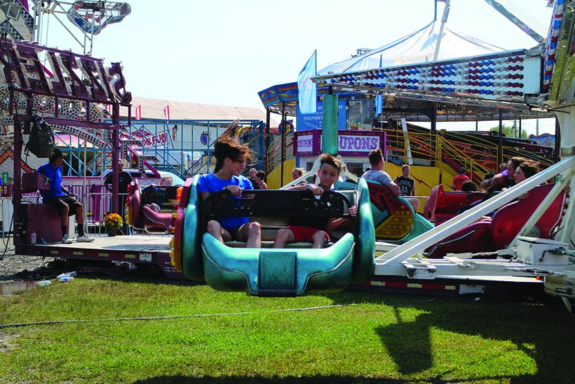 Fonda fair sees successful week