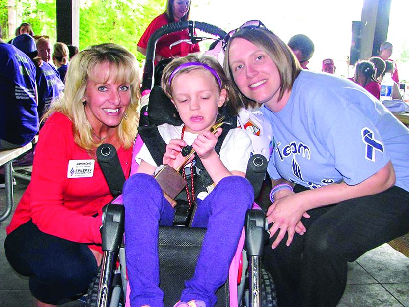 Canajoharie girl to be honored for Epilepsy Foundation fundraising