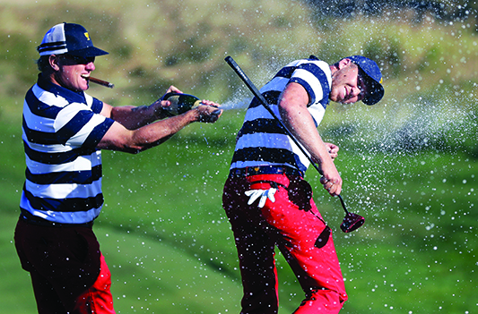 Americans win Presidents Cup for 7th straight time