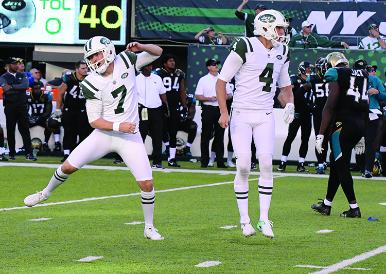 Catanzaro's FG leads Jets to wacky 23-20 overtime win over Jaguars
