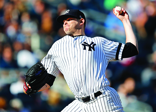 Yankees fall with playoffs up next