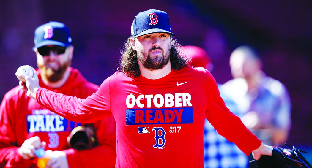 A capsule look at Red Sox-Astros American League Division Series
