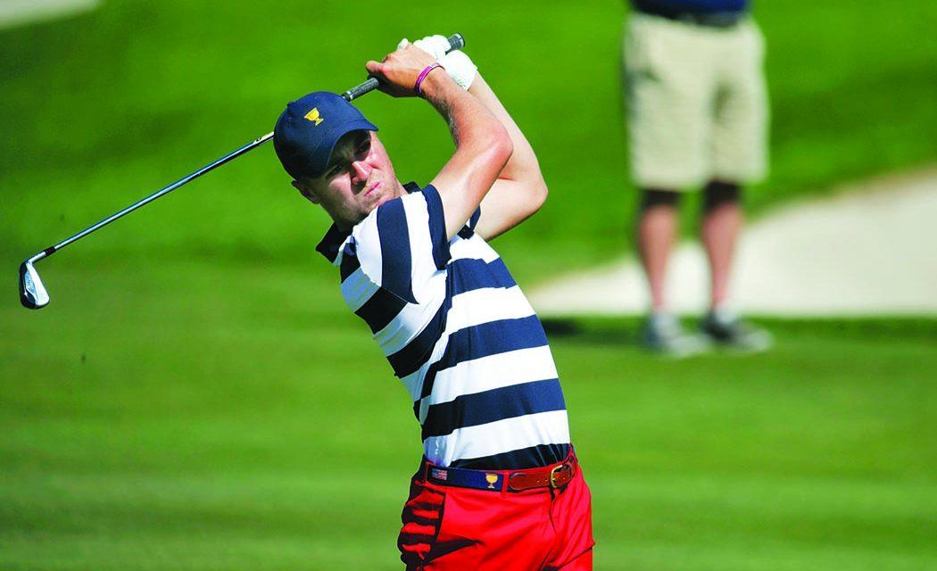 Justin Thomas voted PGA Tour Player of the Year