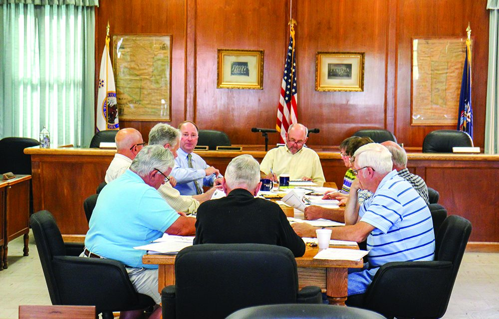 Budget Review Committee works to reduce tax levy impact
