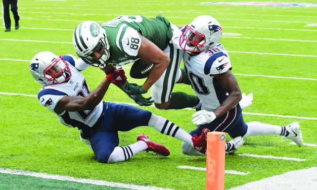 Jets insist they're moving on, won't cry over overturned TD