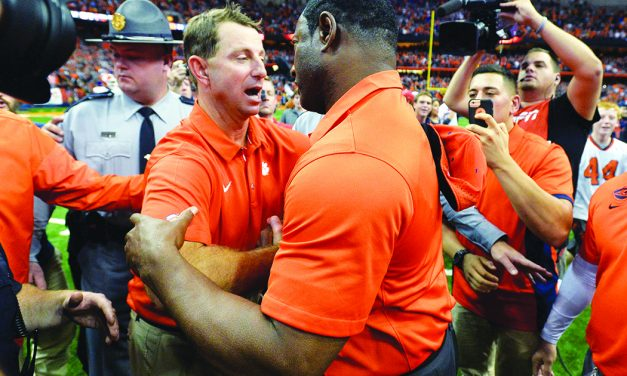 Syracuse coach Babers ready to get back to work