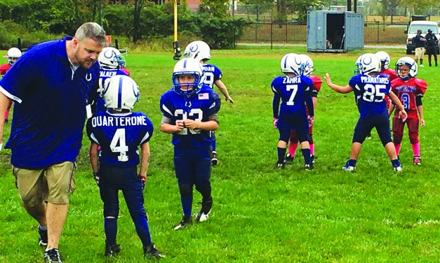 New version of football targets the falling youth participation