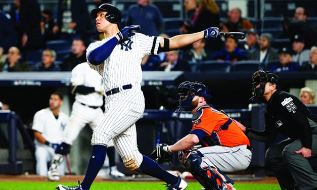 Judge's HR sparks Yanks in Game 4 win
