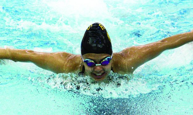 AHS swimmers pull out win over HF-SGF, 87-79