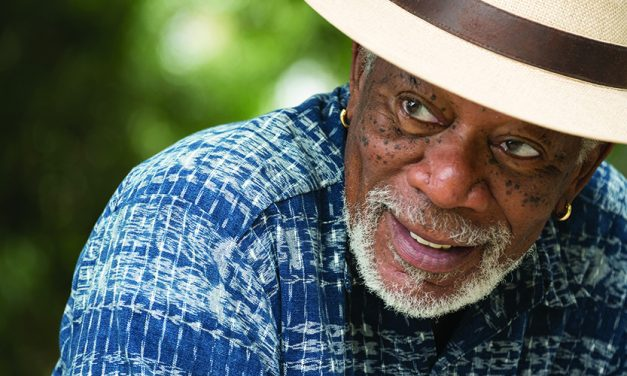 Morgan Freeman looks to  understand 'Story of Us'