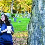 Ghosts of the past come alive in annual HAL tour