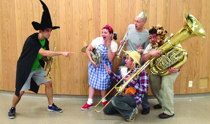 The Route Fifty-5 to give free concert Oct. 13 at B-PHS
