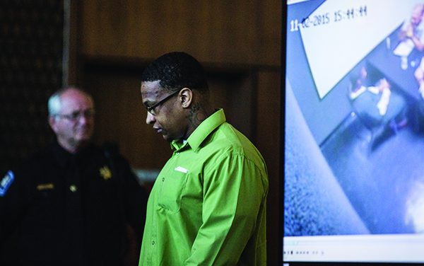 Defense argues wrong man on  trial in burning death of woman