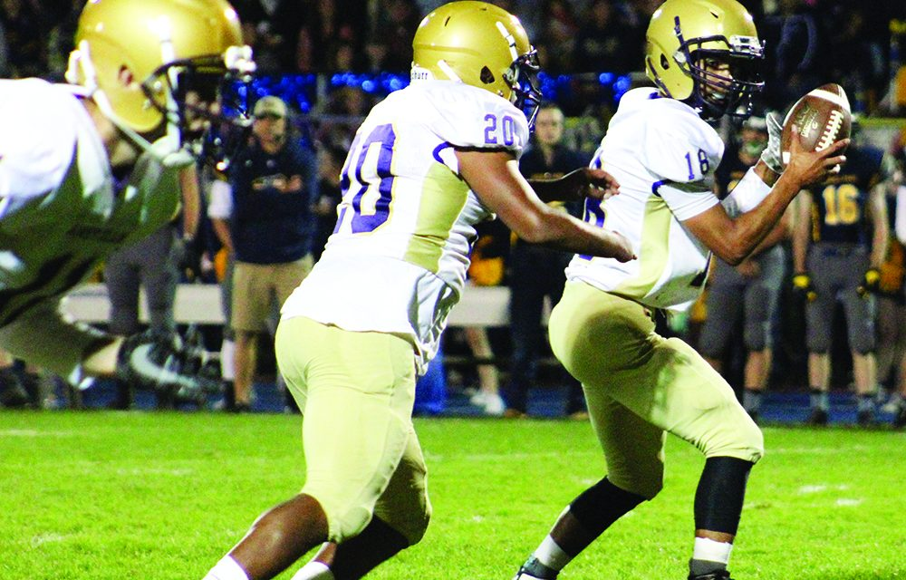Tough 4th quarter for Rams in loss to Averill Park