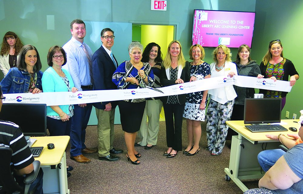 Liberty opens new learning center