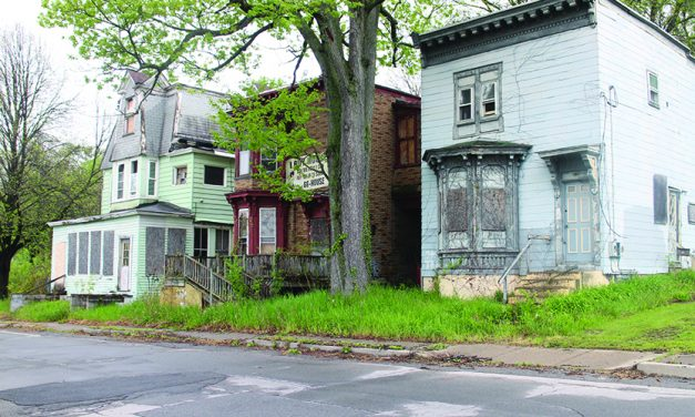 Land bank moves to raze East End properties in city