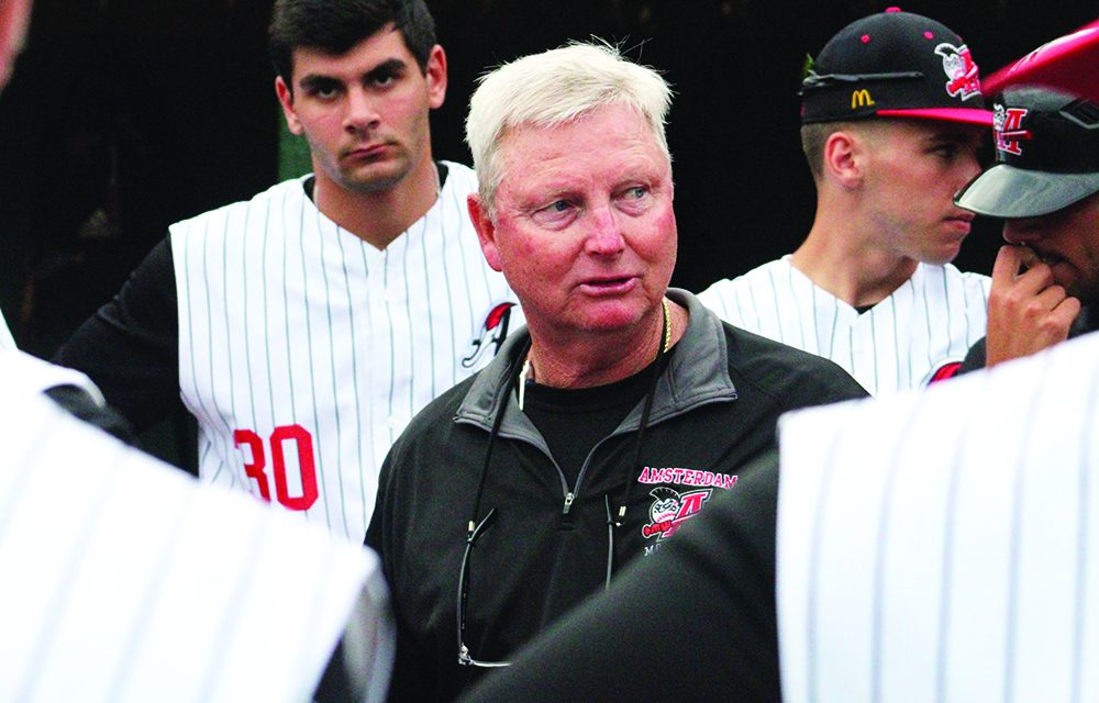 Griffin to return for 10th season as Mohawks head coach in 2018