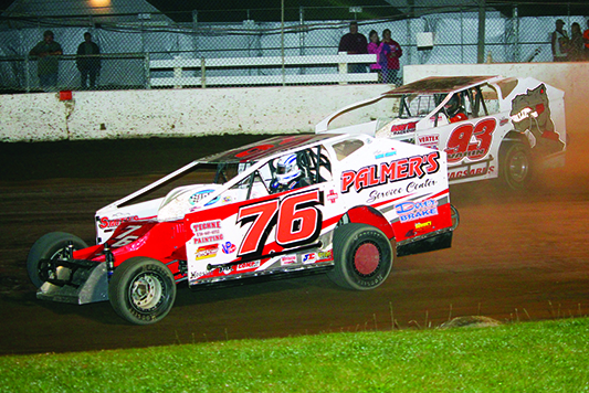 Exciting final weekend set at Fonda Speedway