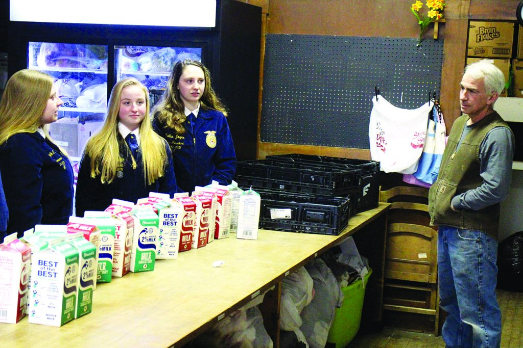 Fonda-Fultonville group donates to local food pantry   The ...