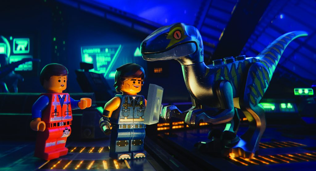 'The Lego Movie 2' opens No. 1, but everything is not awesome