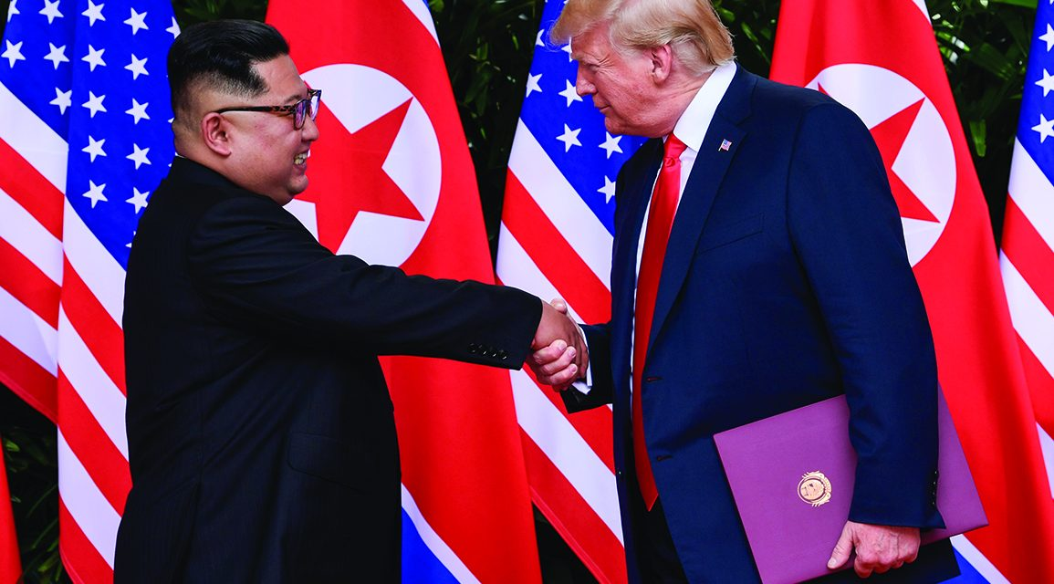 Trump-Kim summit to focus on NKorea nuke complex, US rewards