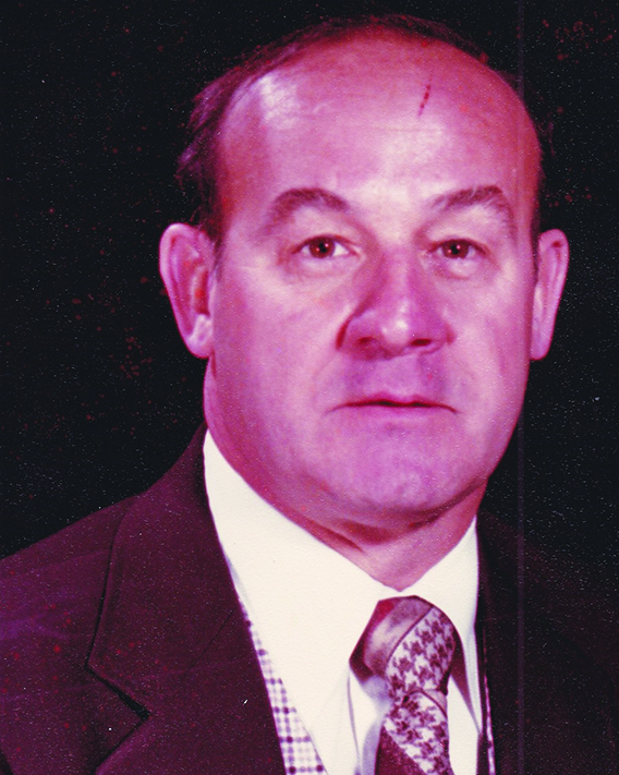 Donald P. Gregoire