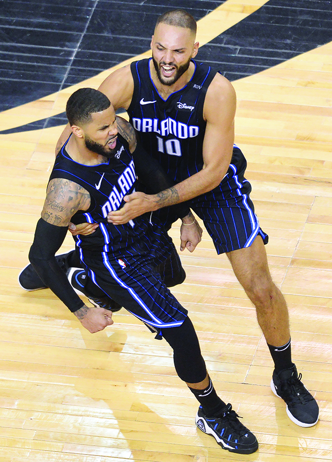 Magic, Spurs, Blazers look for 2-0 series leads