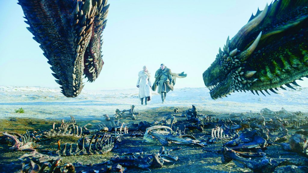 A Song of Ice and Ratings: 'Game of Thrones' premiere sets HBO record