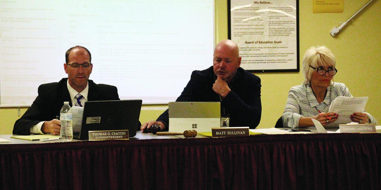 F-FCS board adopts budget